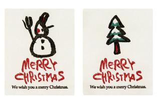 クリスマスシール。