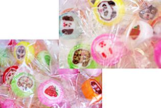ミニラブリーキャンディ 216円。