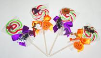 デコレーション ハロウィン菓子。