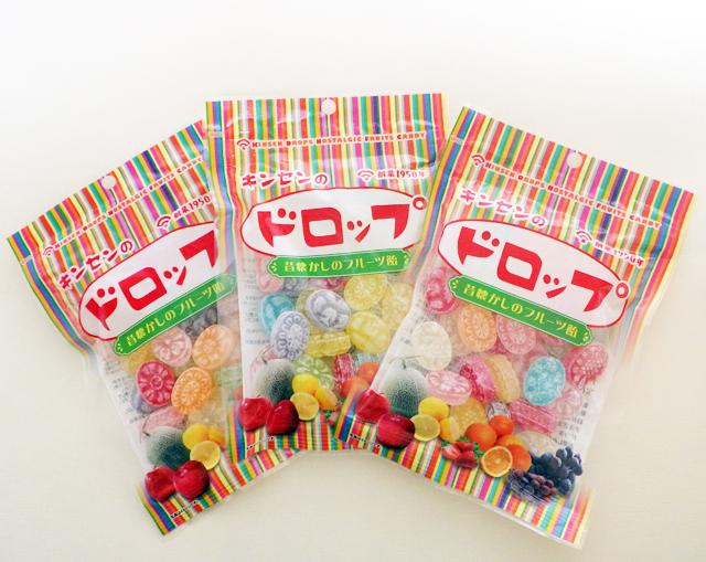 レトロパッケージ お菓子