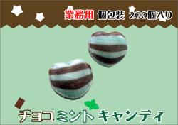 チョコミント お菓子 業務用